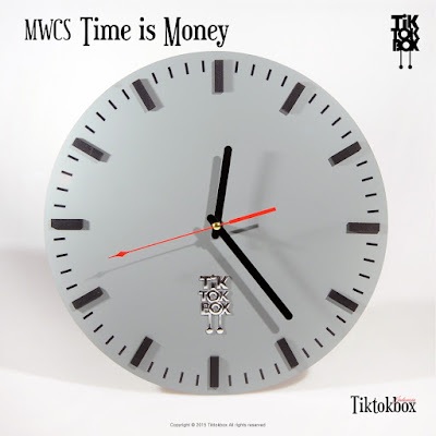 JAM DINDING MWCS TIME IS MONEY