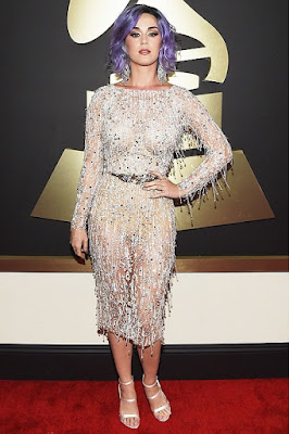 Katy Perry GRAMMY Awards 2015