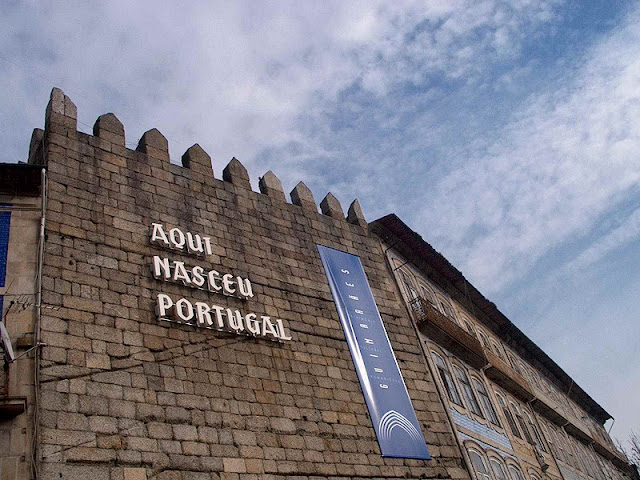 História do Castelo de Guimarães