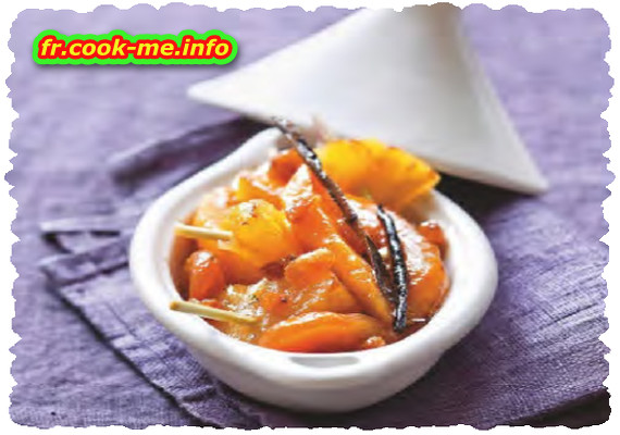 Tajine de mangue