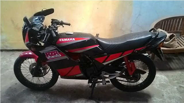 Yamaha RZR 135