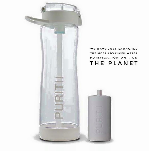 New Puritii Water Filtration System