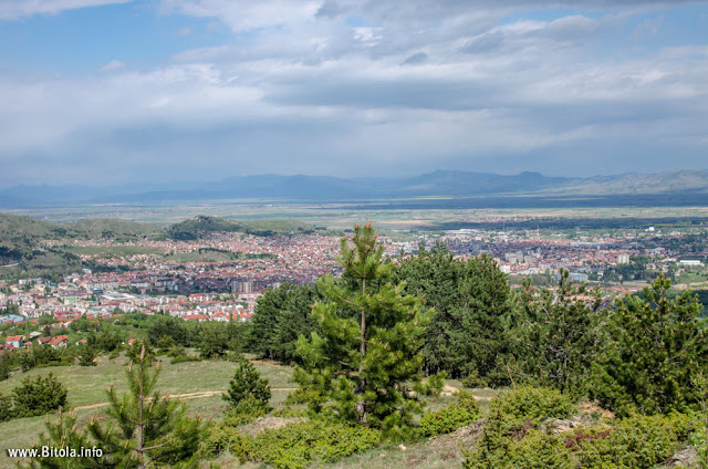 Bitola Panorama - Neolica Hiking Trail, Macedonia