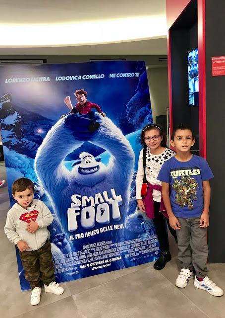 """""""Small Foot - il mio amico delle nevi"""": recensione anteprima film."""