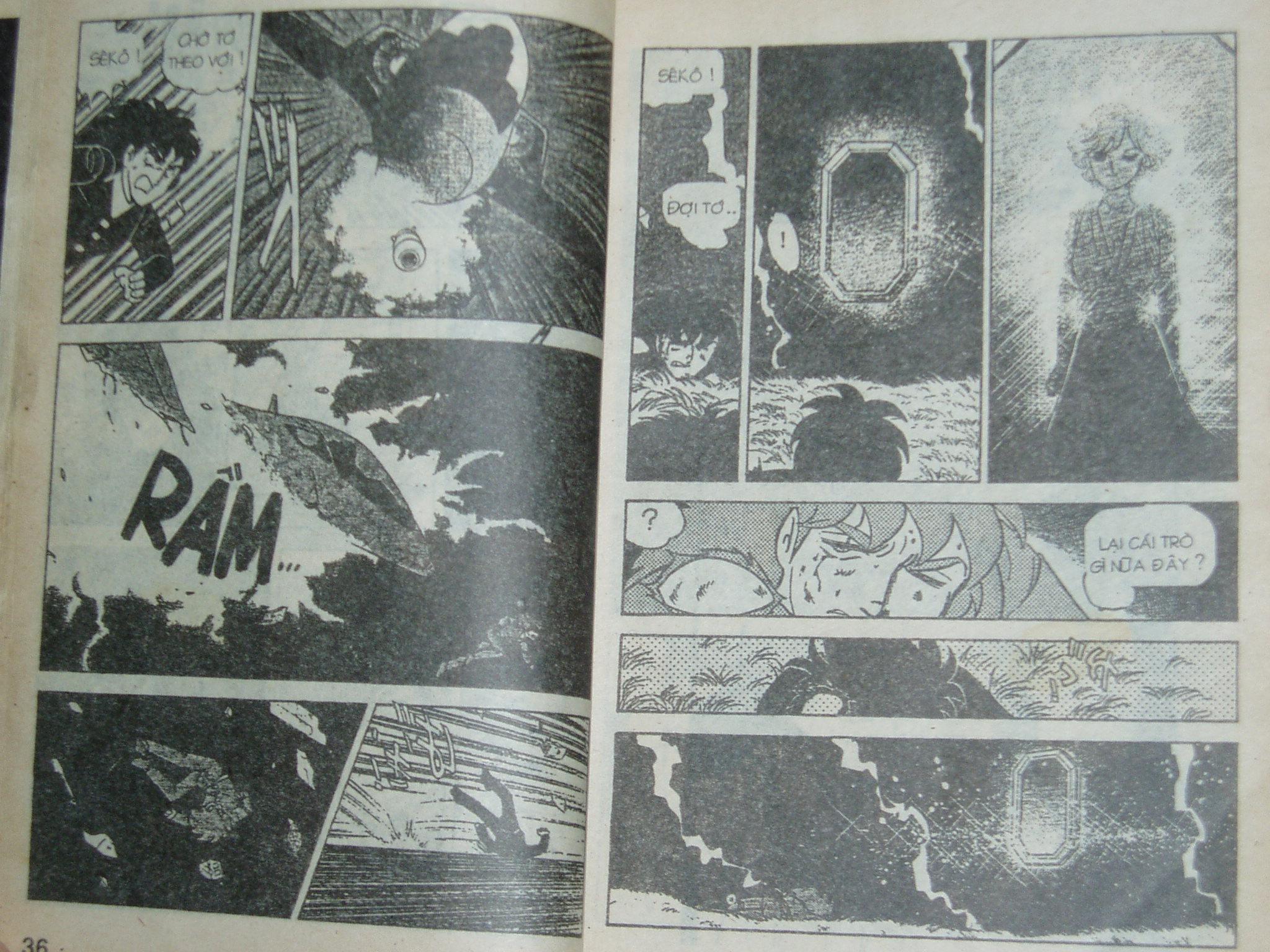 Siêu nhân Locke vol 17 trang 17