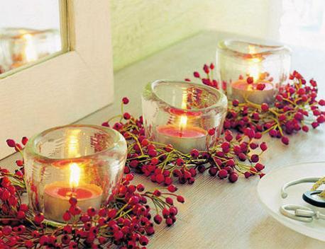 Decora o para o reveillon decora o top for Adornos navidenos con copas y velas