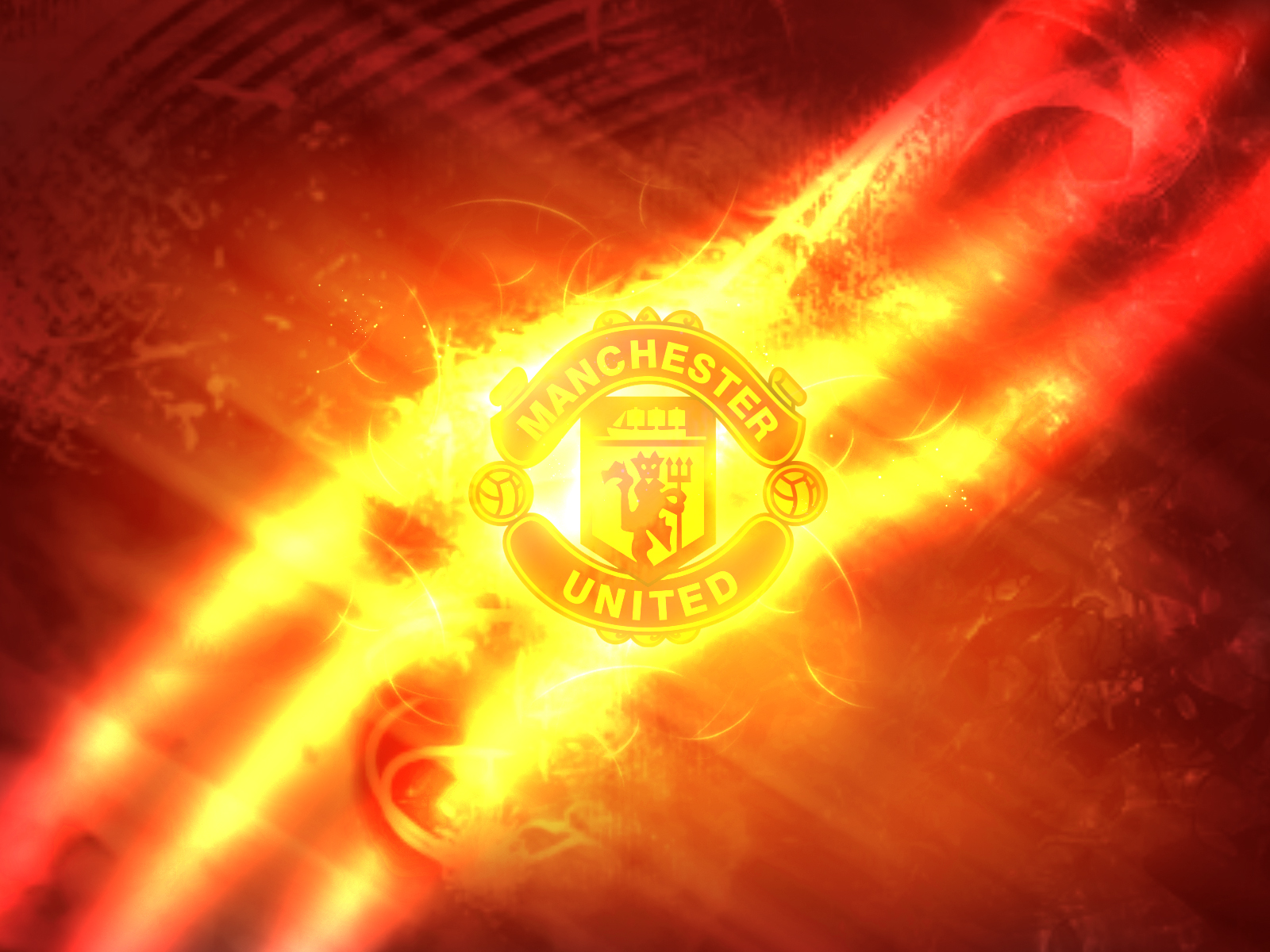 Manchester United Logo Wallpapers HD Collection   Free Download Wallpaper