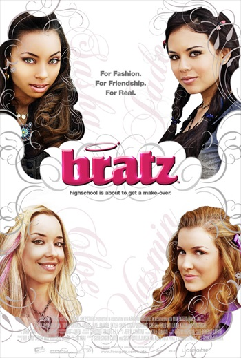 Bratz The Movie 2007 Dual Audio Hindi Movie Download