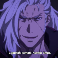 Garo: Vanishing Line Episode 09 Subtitle Indonesia