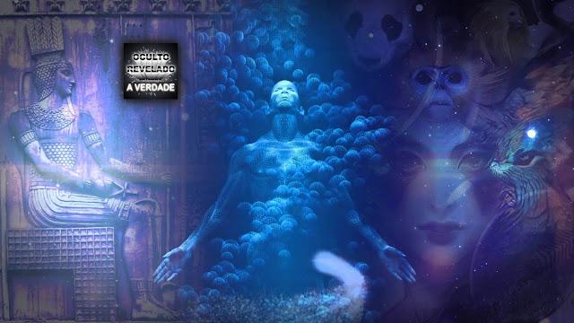 Resultado de imagem para oculto revelado: a verdade revelações cósmicas