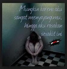 Gambar Kata Kata Sakit Hati