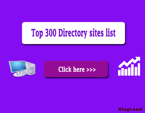 directory submission list for seo