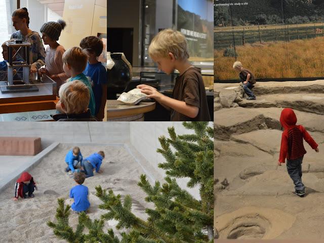 Utah dinosaur museum