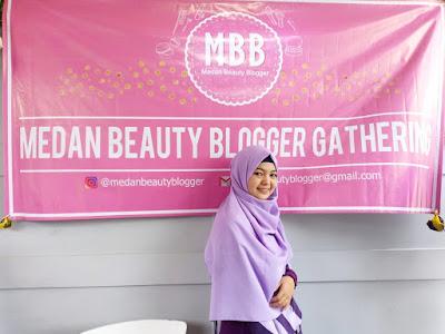 Salah satu komunitas beauty blogger yang berada di medan