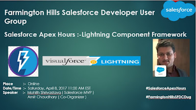 http://amitsalesforce.blogspot.com/2017/04/salesforce-apex-hours-lightning.html