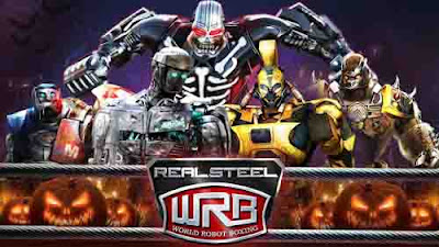 Real Steel World Robot Boxing v33.33.932 Mod Apk
