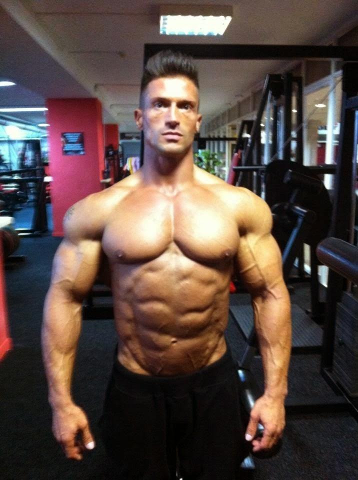 Resultado de imagem para janos csuhai bodybuilder