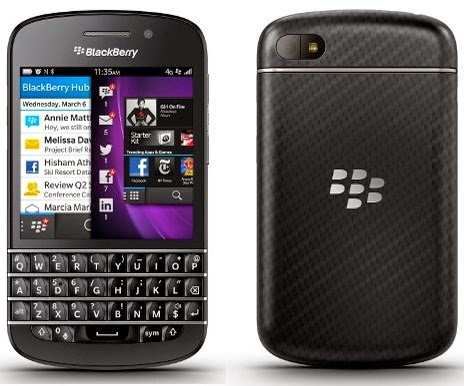 Liberar BlackBerry Q10