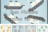Fun Picture Puzzles for Kids with Answers