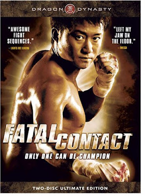 Fatal Contact 2006 Dual Audio Hindi 300MB Movie Download in 480p