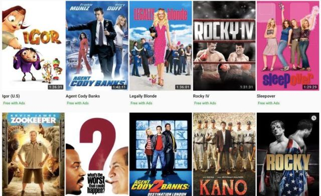 YouTube Memungkinkan Menonton Film Hollywood 'Free with Ads'