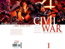 Ivebeenreadinglately: Of Wars, Secret and Civil, the Marvel Way