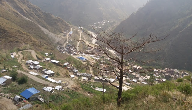 Langtang Valley and Gosaikunda Trekking, Syabrubesi