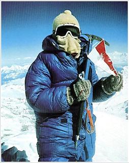 Wanda Rutkiewicz 1978 Mount Everest