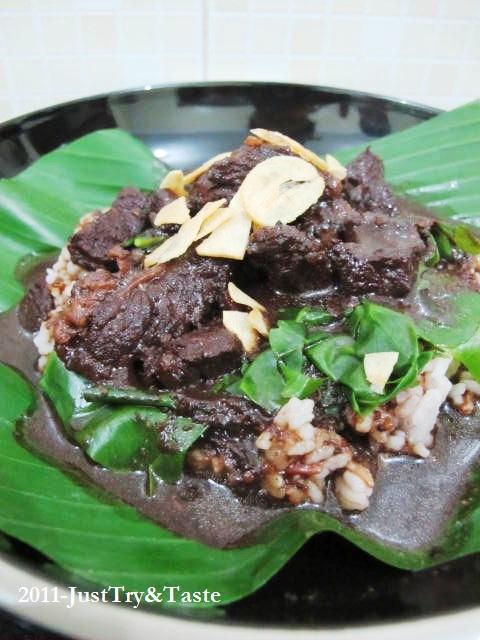 Resep Nasi Pindang a la Kudus