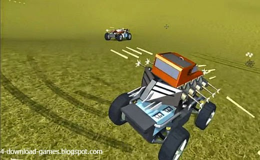 تحميل لعبة سيارات scraps للكمبيوتر