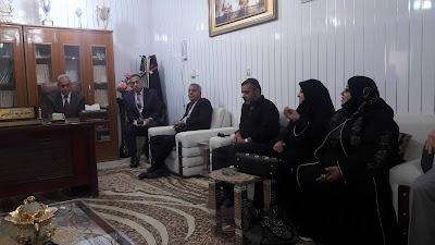 انتهاء أزمة منشور الطالب الحسناوي