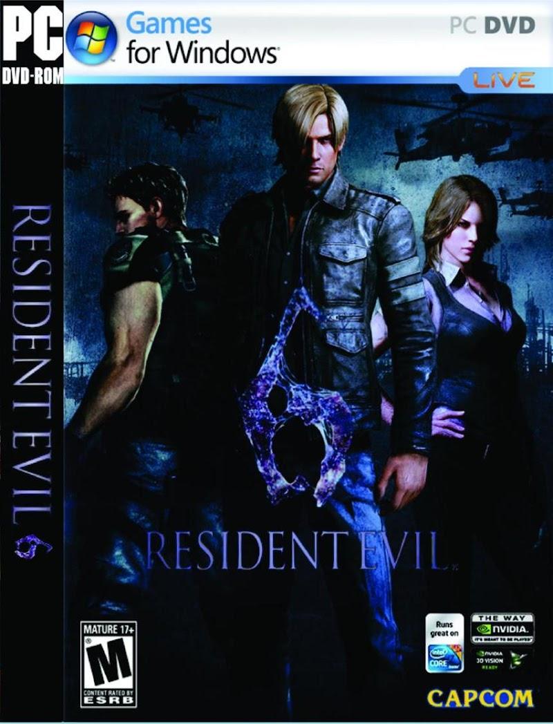 Download Game Resident Evil 6 Gratis Full Version