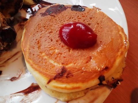 バースデーパンケーキ6 デニーズ津島店