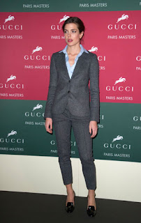 The A-List Guide To Wearing A Trouser Suit