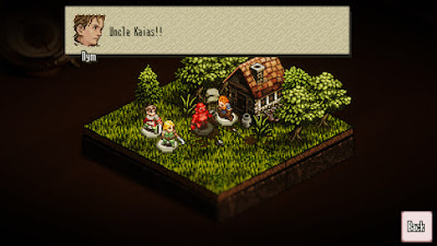 Reversiquest 2 Game Screenshot 2