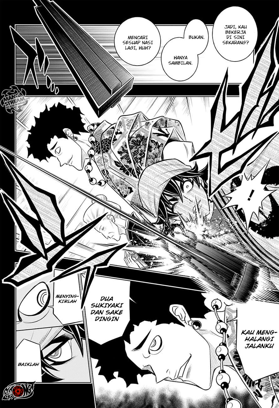 Rurouni Kenshin: Hokkaido-hen Chapter 01-18