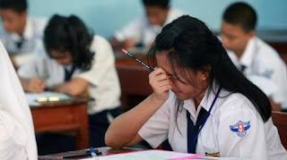 Pelaksanaan UN Tersebar Di 185 Sekolah
