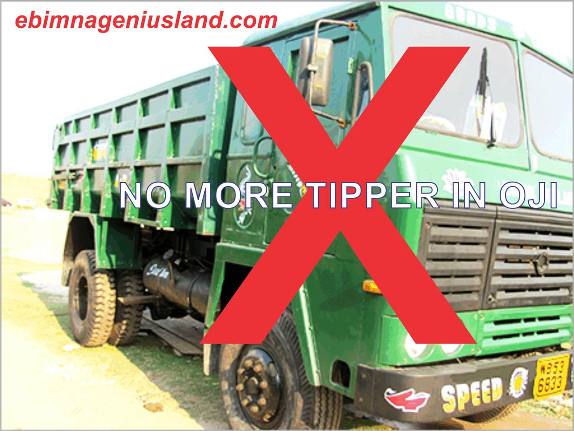 Breaking News! The People Of Oji River Enugu State Warns Tipper Drivers To Leave their Place or They all Die