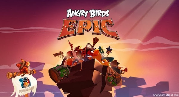 Angry Birds Epic unveiled as turn-based strategy RPG