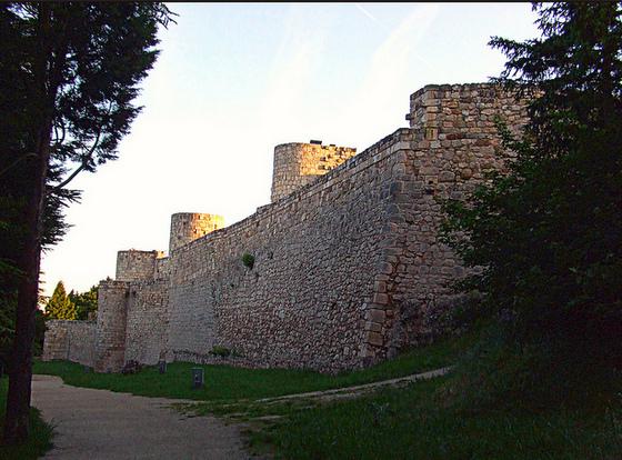 imagen_burgos_castillo_cerro_san_miguel_muralla