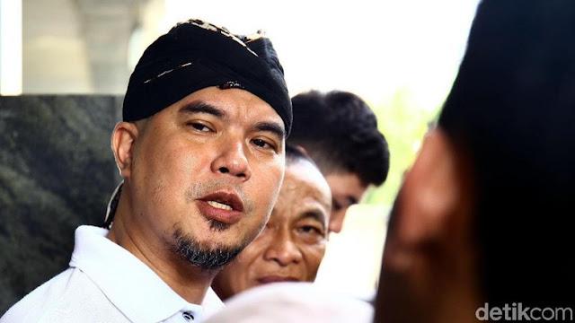 Dicegah ke Luar Negeri, Ahmad Dhani: Polisi Nafsu ke Anti-Jokowi