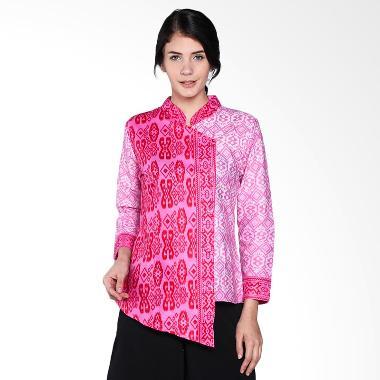 55 Ide Desain Baju Batik Unik Terbaik Untuk Di Contoh