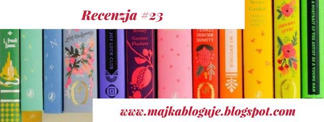 "Bądź sobą! – recenzja książki #23 – Lea Michele ""Piękna i Ambitna"""
