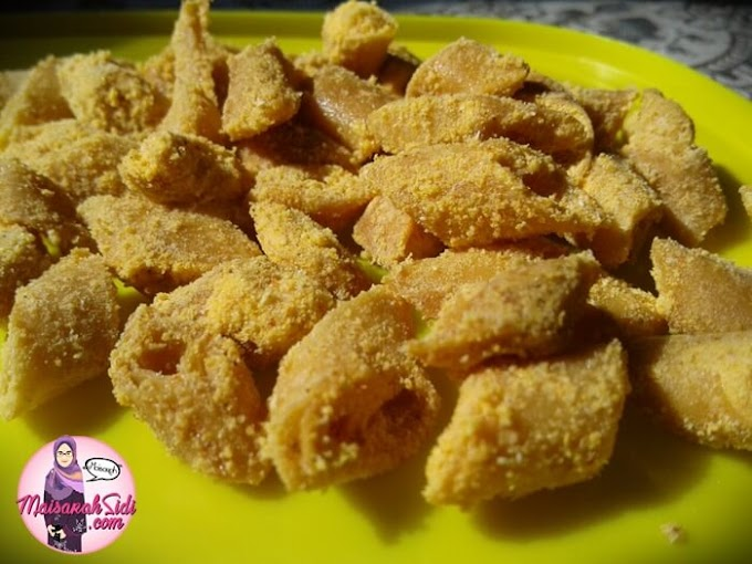 Resepi Kerepek Popia Cheese Rangup