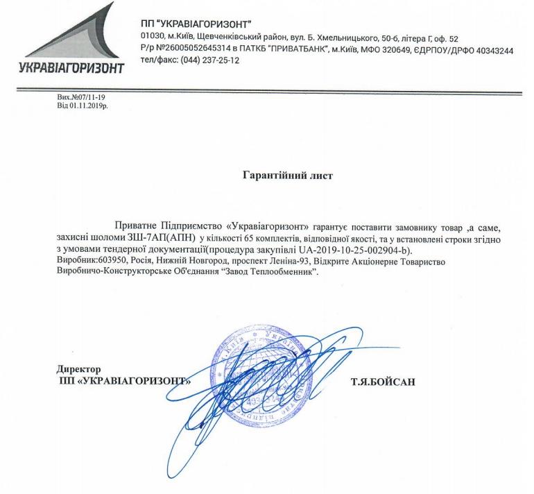 Повітряні сили придбали російські шоломи для пілотів