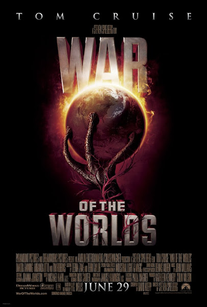Poster Of War Of The Worlds 2005 720p Hindi BRRip Dual Audio Full Movie Download