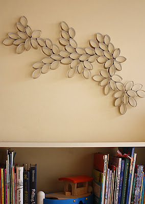 Metal wall art