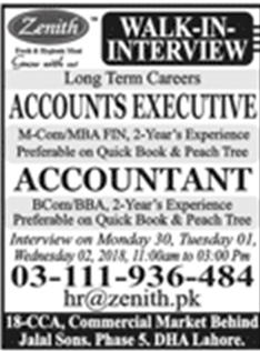 Accounts-jobs