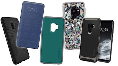 Best Samsung Galaxy S9 and S9+ cases