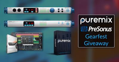 Puremix Gearfest Giveaway